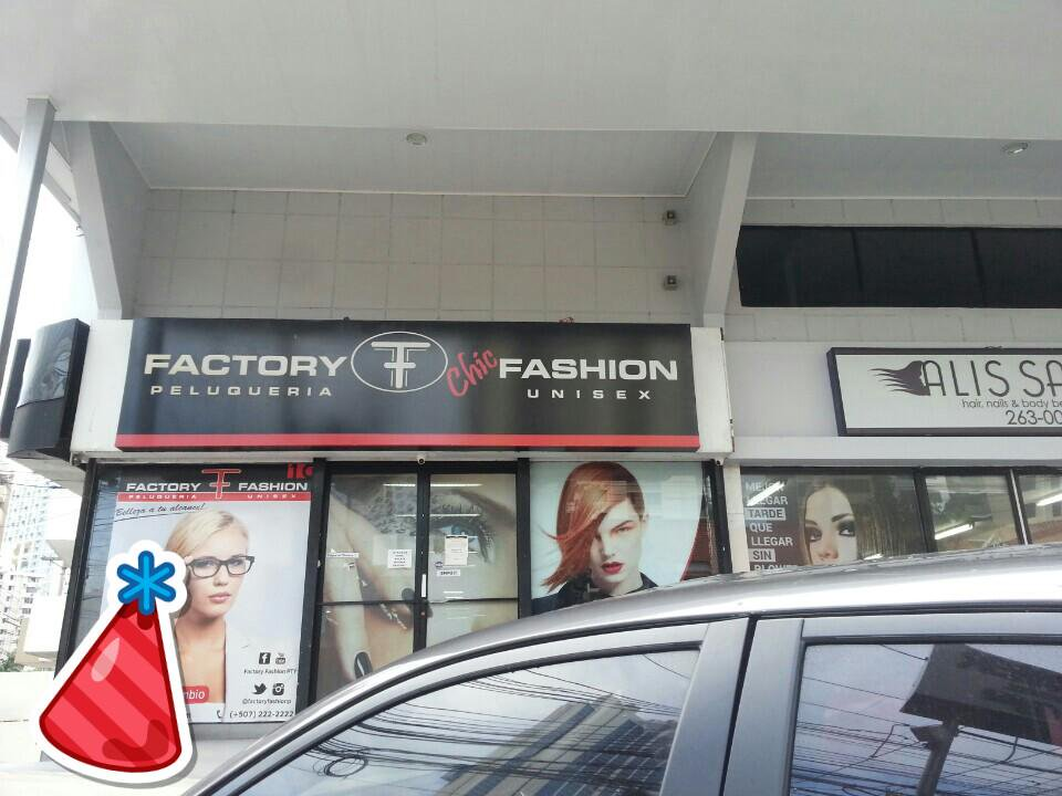 Fashion factory panama sucursales