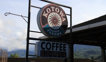 Kotowa Coffee House panama