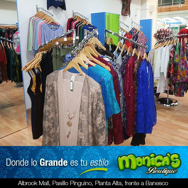Monica's Boutique