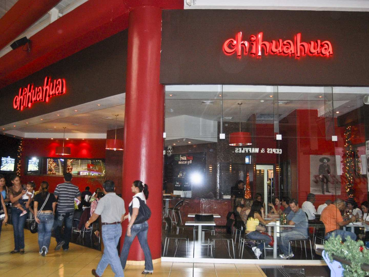 Chihuahua Mexican Grill en Panamá