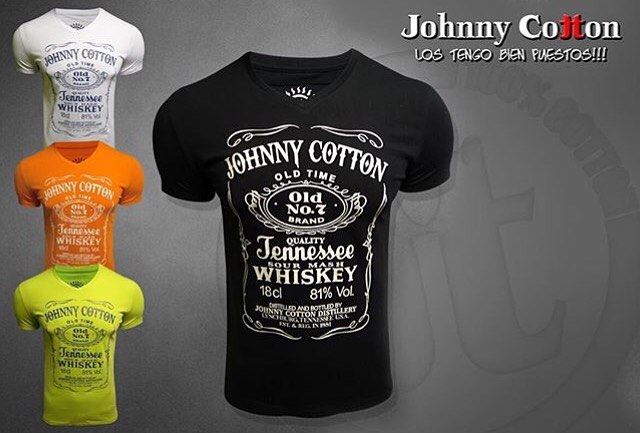 johnny cotton 507