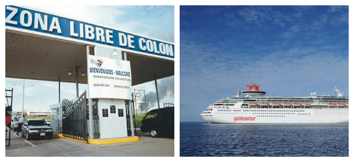 Comprar en Colón Panamá
