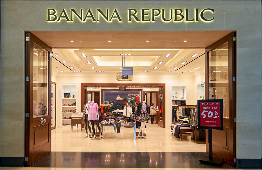 Tiendas Banana Republic En Panam 225 Sucursales
