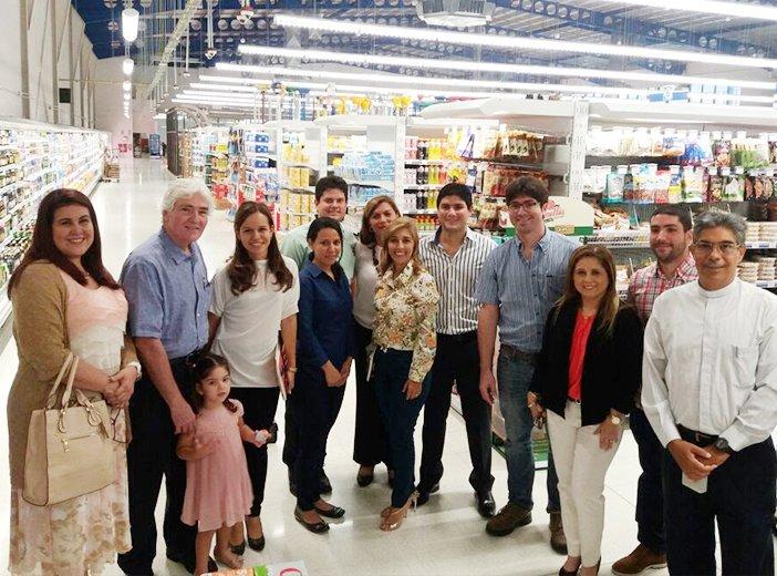 Familia Riba Smith Panamá