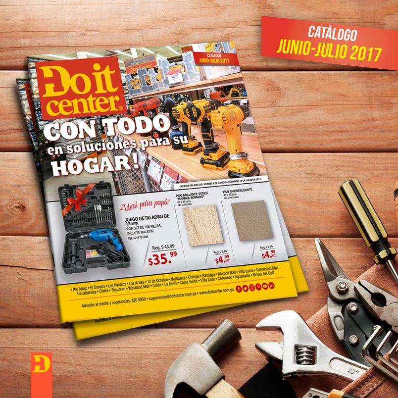 catalogo junio julio 2017 doit center
