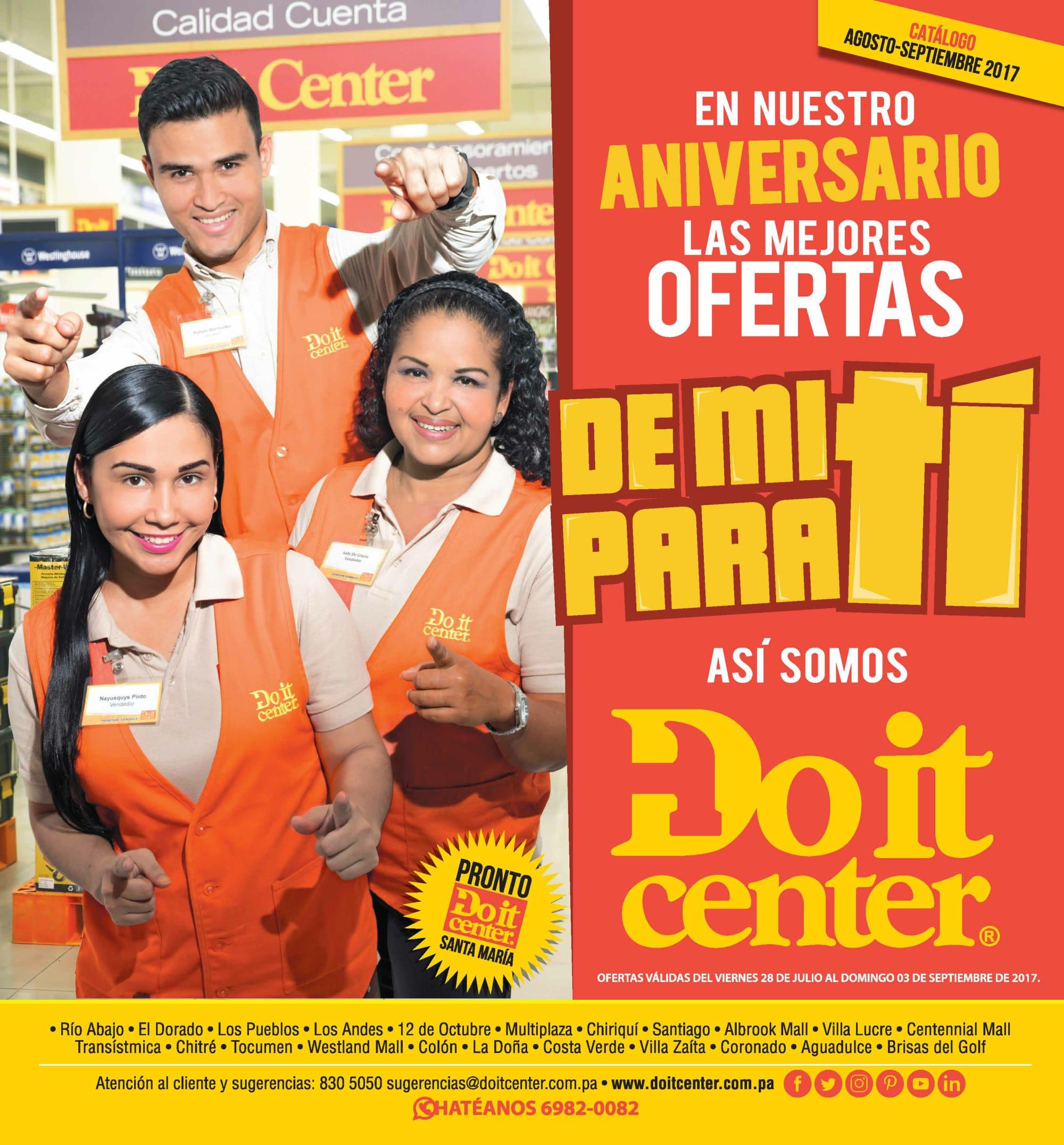 Catalogo do it center agosto septiembre 2017 p1-1