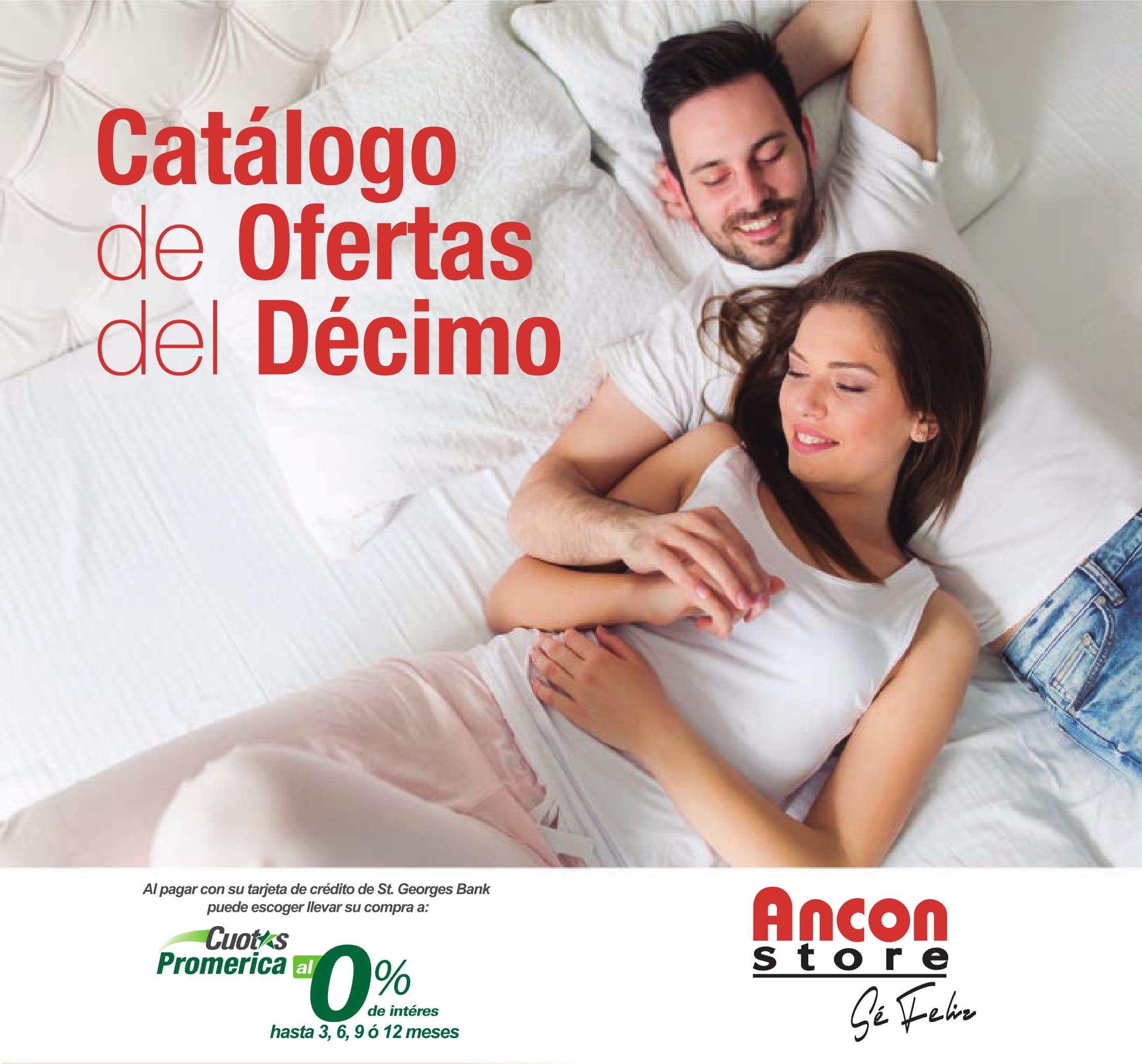 Catalogo ancon store 2017 (agosto - septiembre