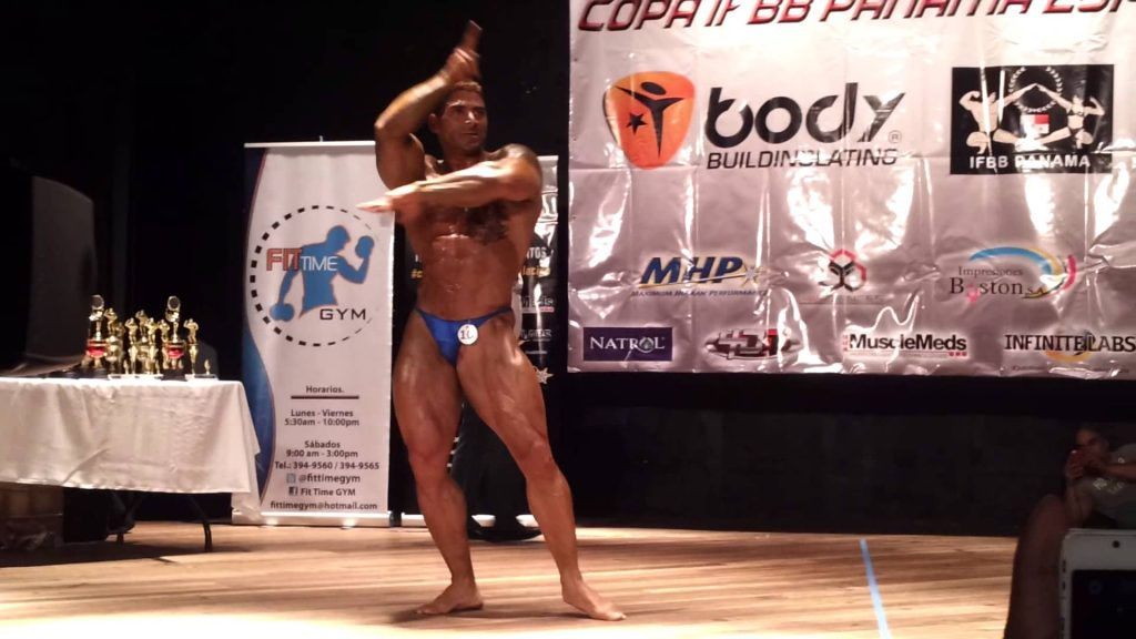 Body Building Latino