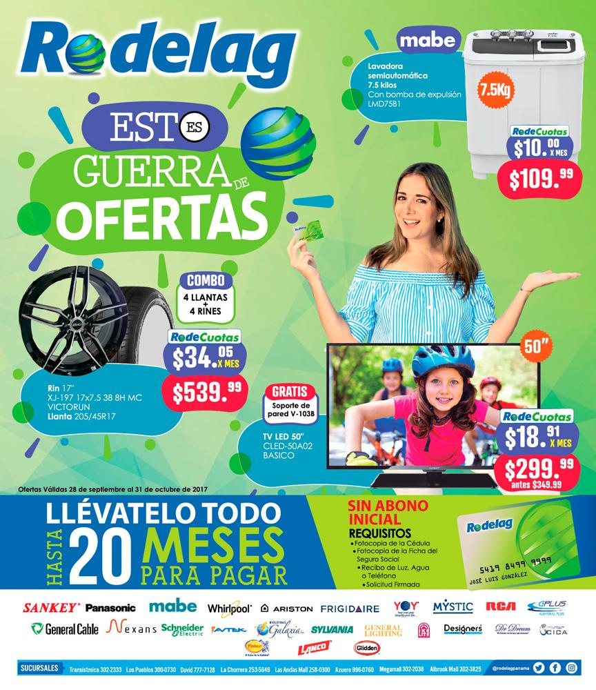 Catalogo Rodelag Octubre 2017 p1
