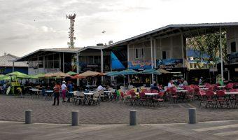precio mercado de mariscos restaurantes menú