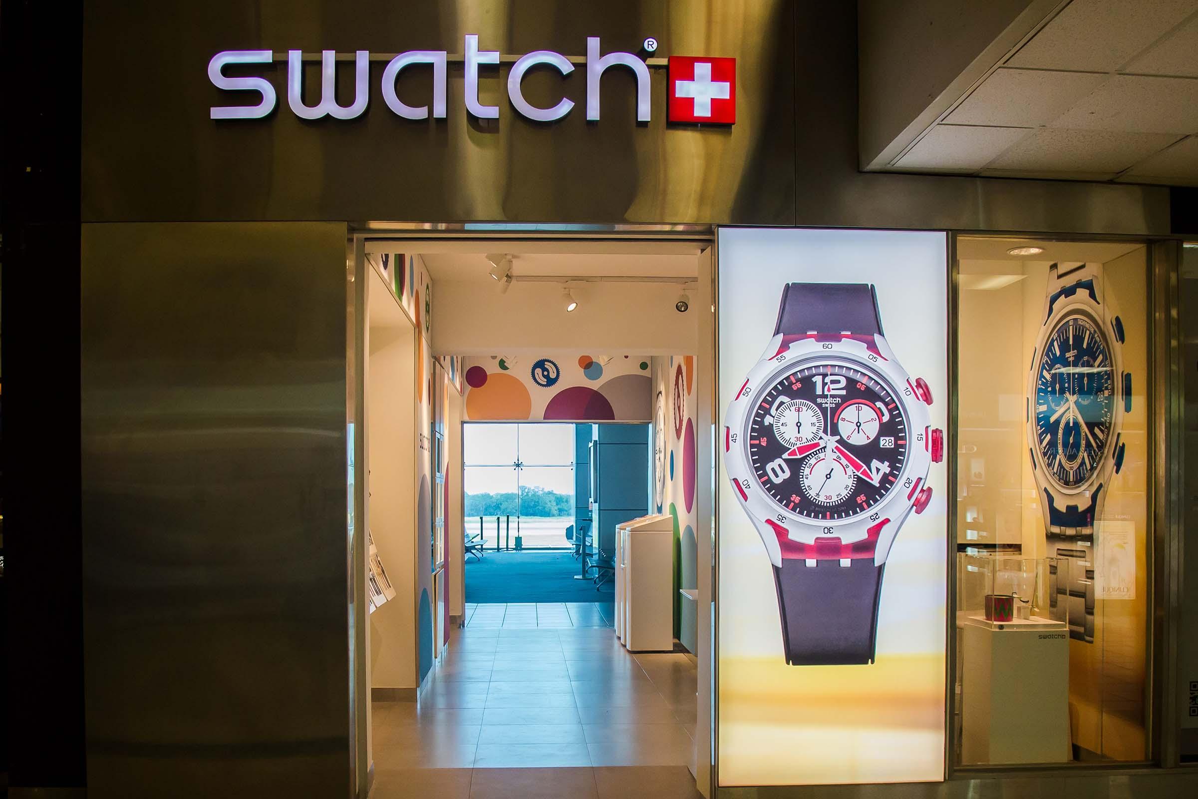 Comprar en panam swatch en panam sucursales y for Horario sucursales
