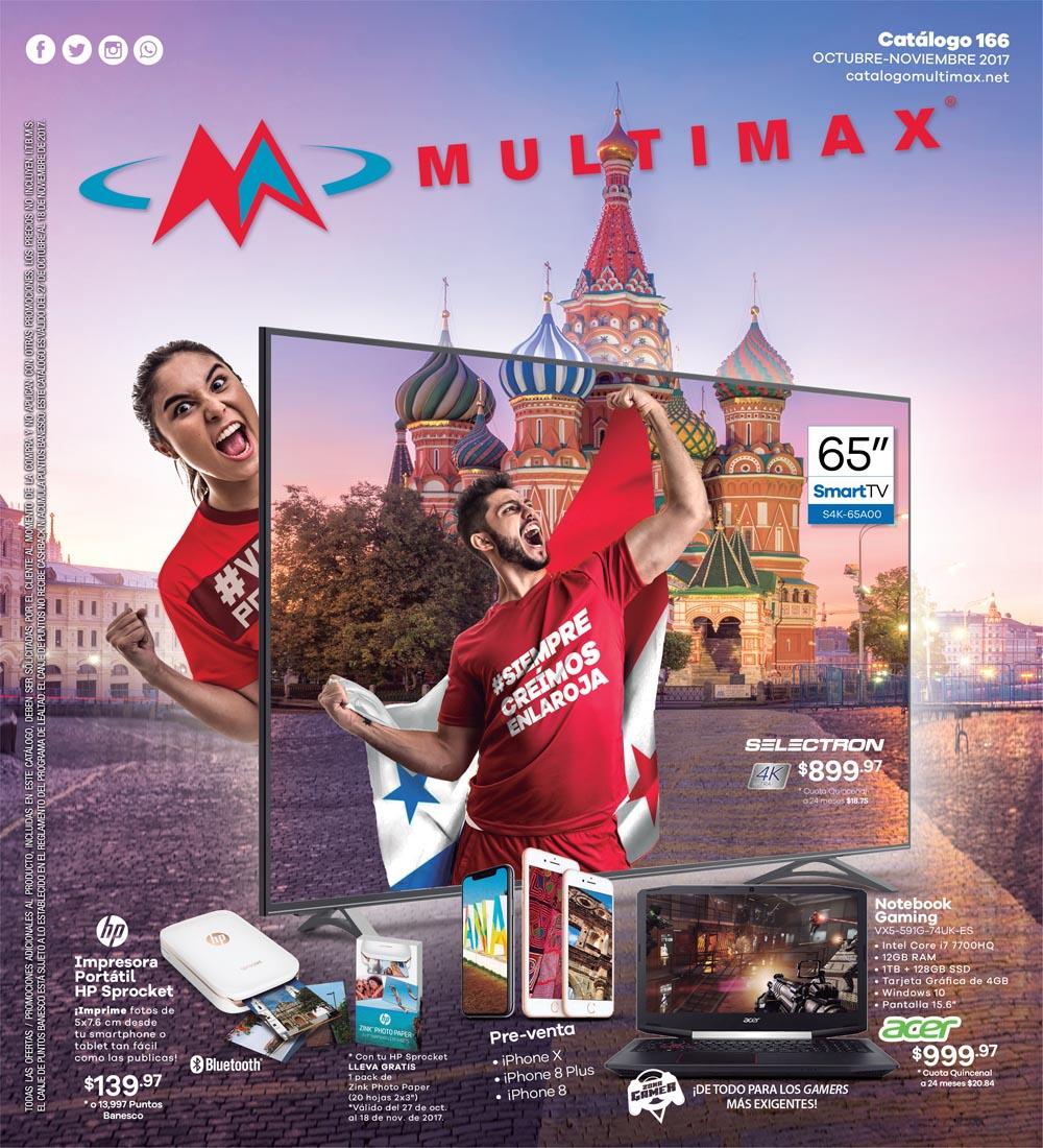 Catalogo Multimax noviembre 2017 p1