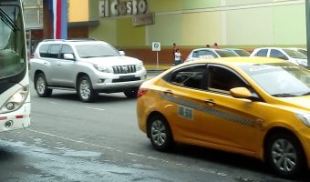 taxis panama