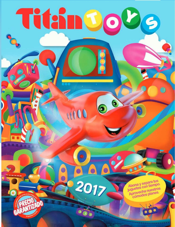 catalogo titan toys 2017