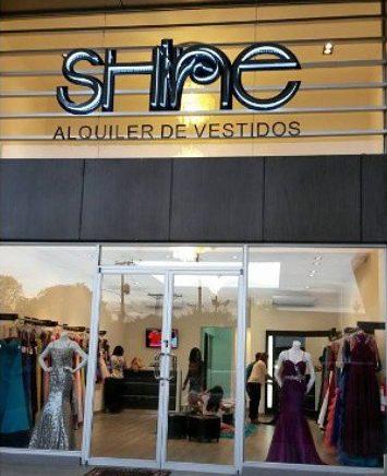 Alquiler de vestidos de mujer en panama
