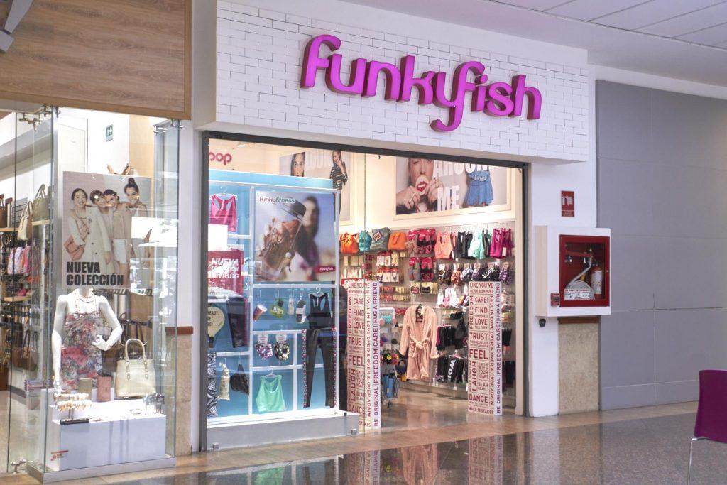Funky Fish en Panamá
