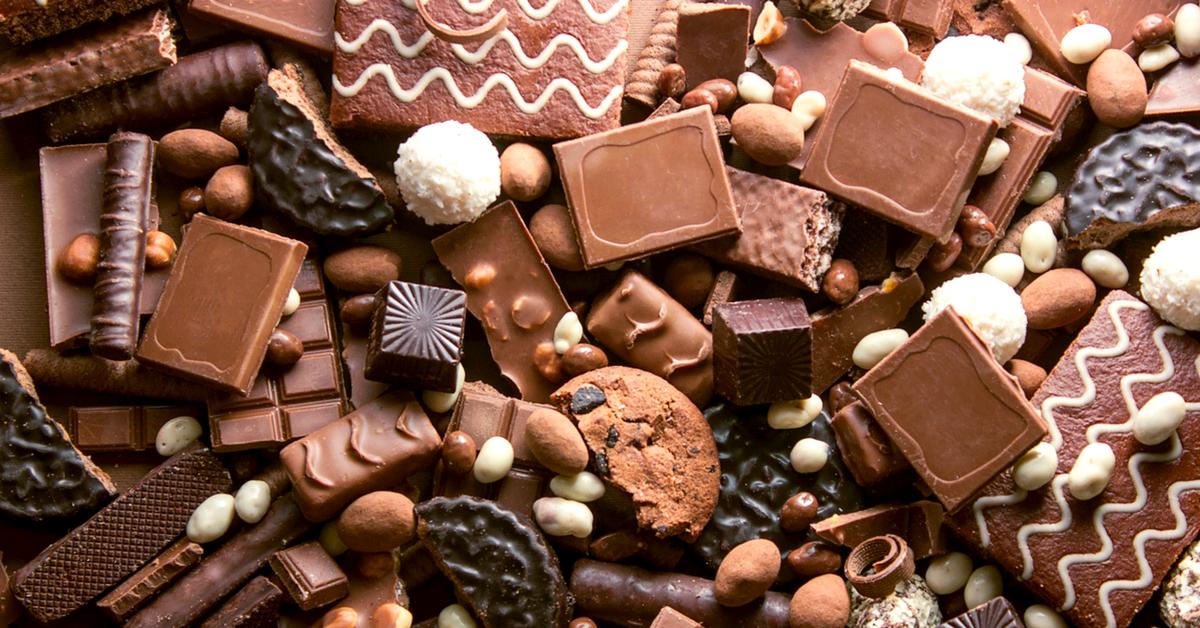 mundo de chocolates