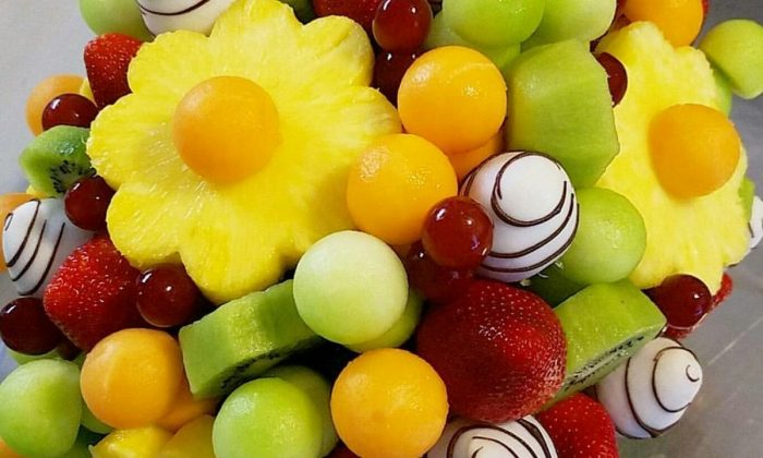 Floristerías Lannys Top Fruit