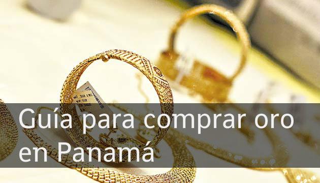oro en panamá