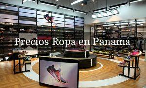 Precio de Ropa en Panamá