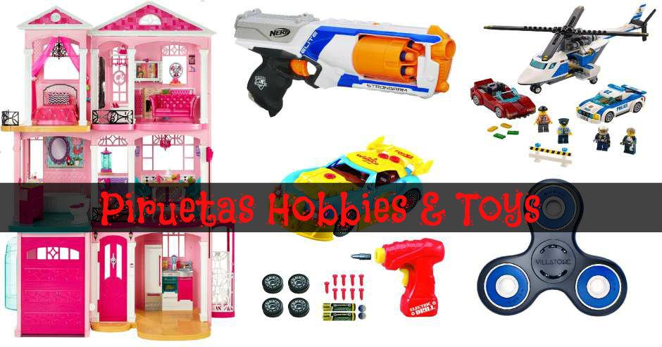 Piruetas Hobbies & Toys