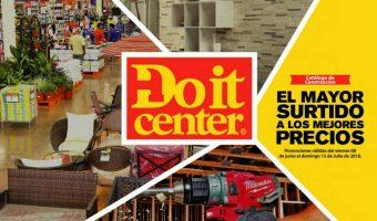 Catálogo Doit Center Junio y Julio 2018 p1