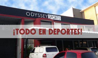 odyssey sports