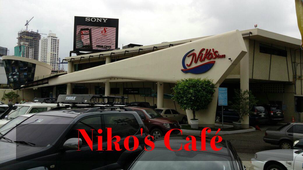 Apoyarse sequía periódico  Niko's Café en Panamá - sucursales y horarios - Comprar en Panamá