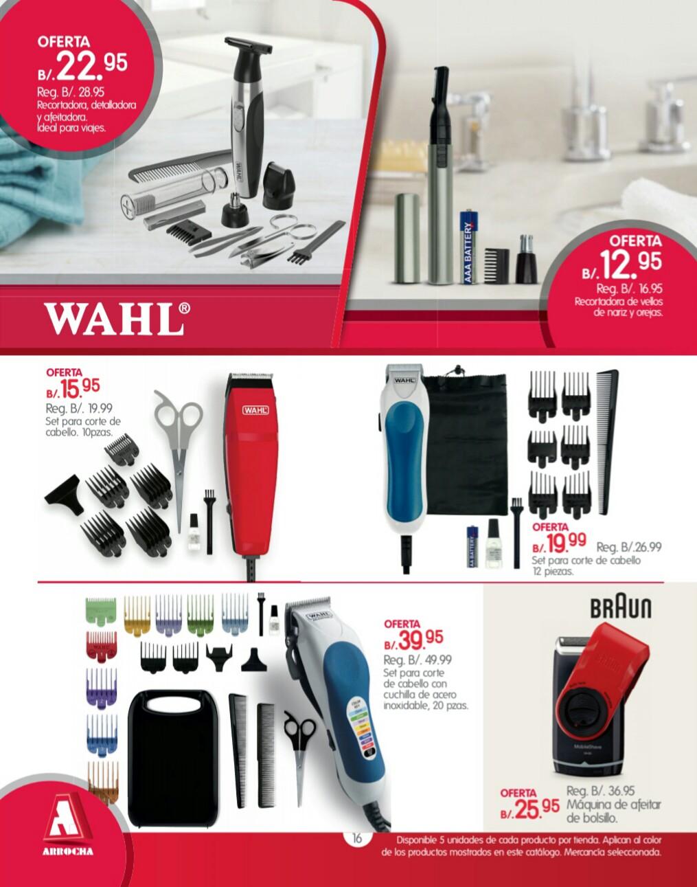 Catalogo de ofertas Arrocha -septiembre 2018 p16