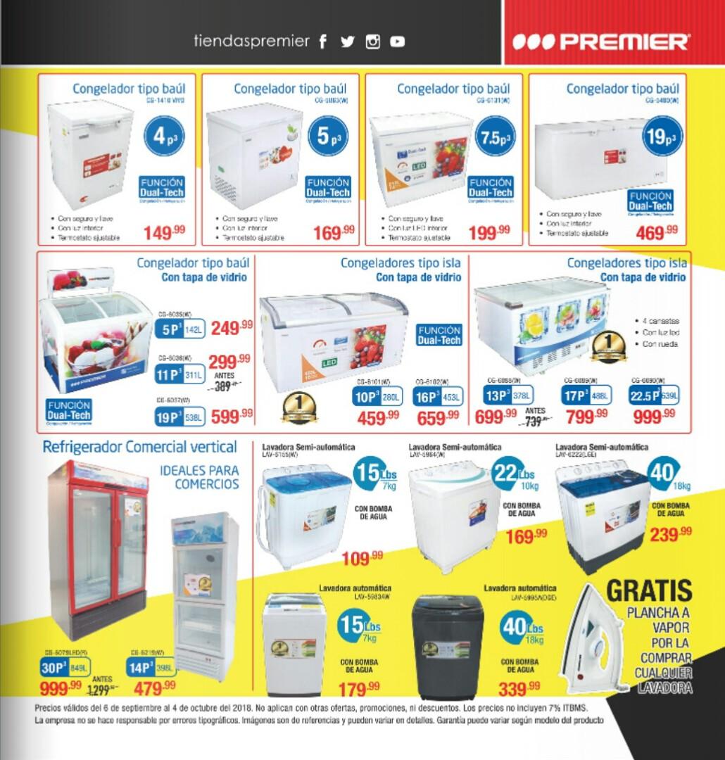 Catalogo de ofertas Premier -septiembre 2018 p5