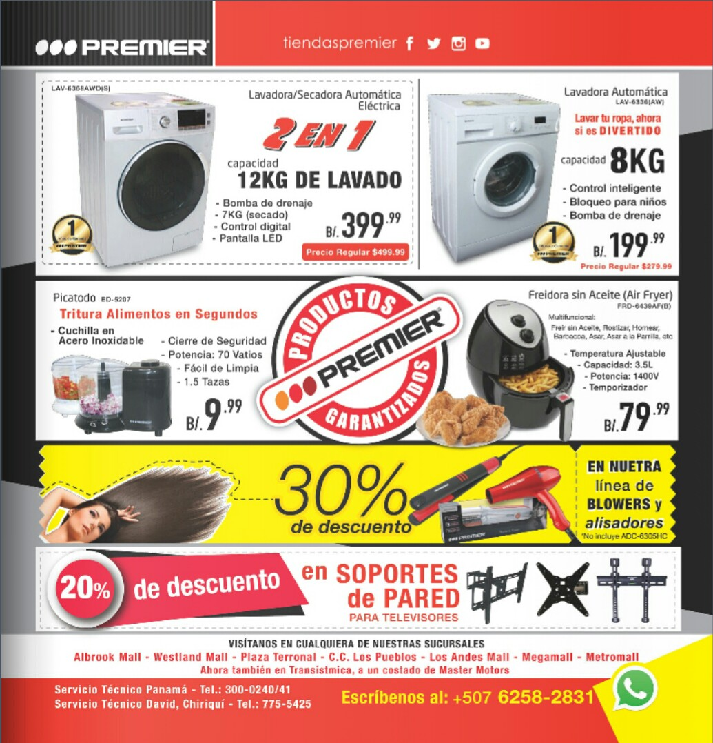 Catalogo de ofertas Premier -septiembre 2018 p8