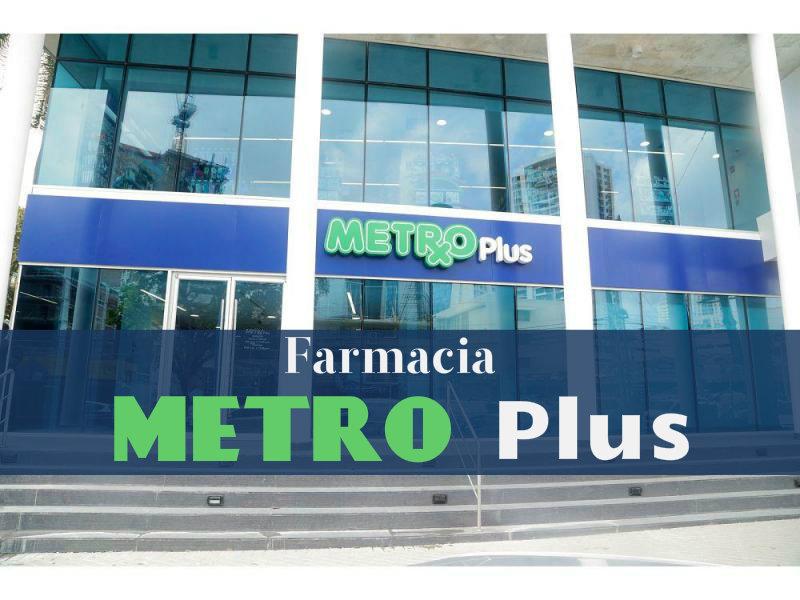 Farmacia Metro Plus