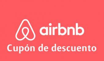 Airbnb cupón de descuento
