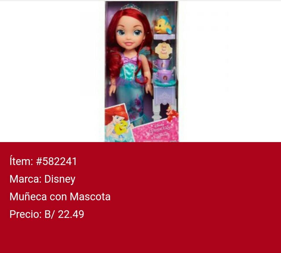 Catalogo de juguetes PriceSmart 2018 p1