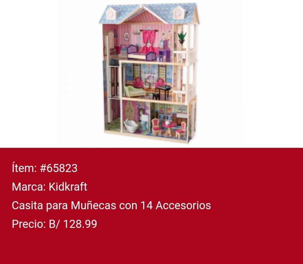 Catalogo de juguetes PriceSmart 2018 p10