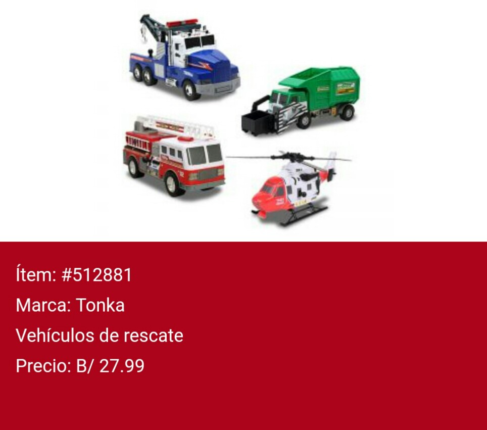 Catalogo de juguetes PriceSmart 2018 p9