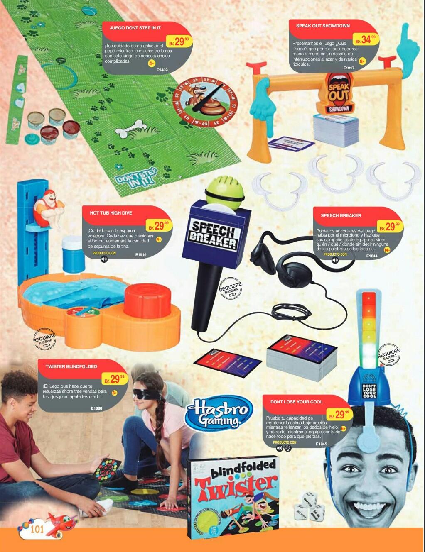 Catalogo juguetes Titan Toys 2018 p103
