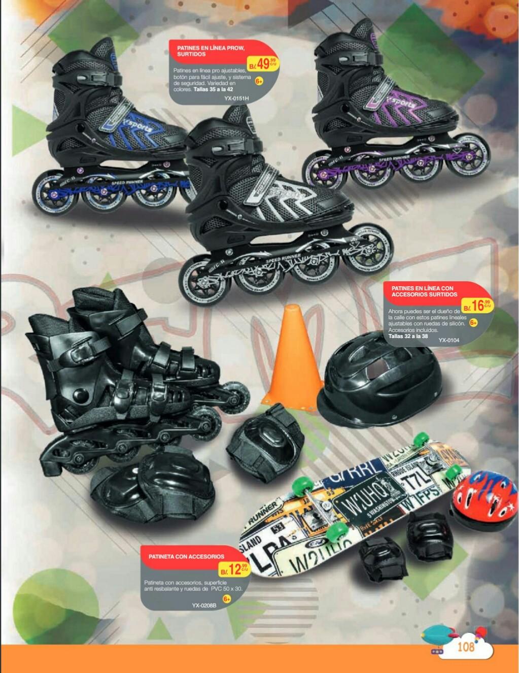 Catalogo juguetes Titan Toys 2018 p110