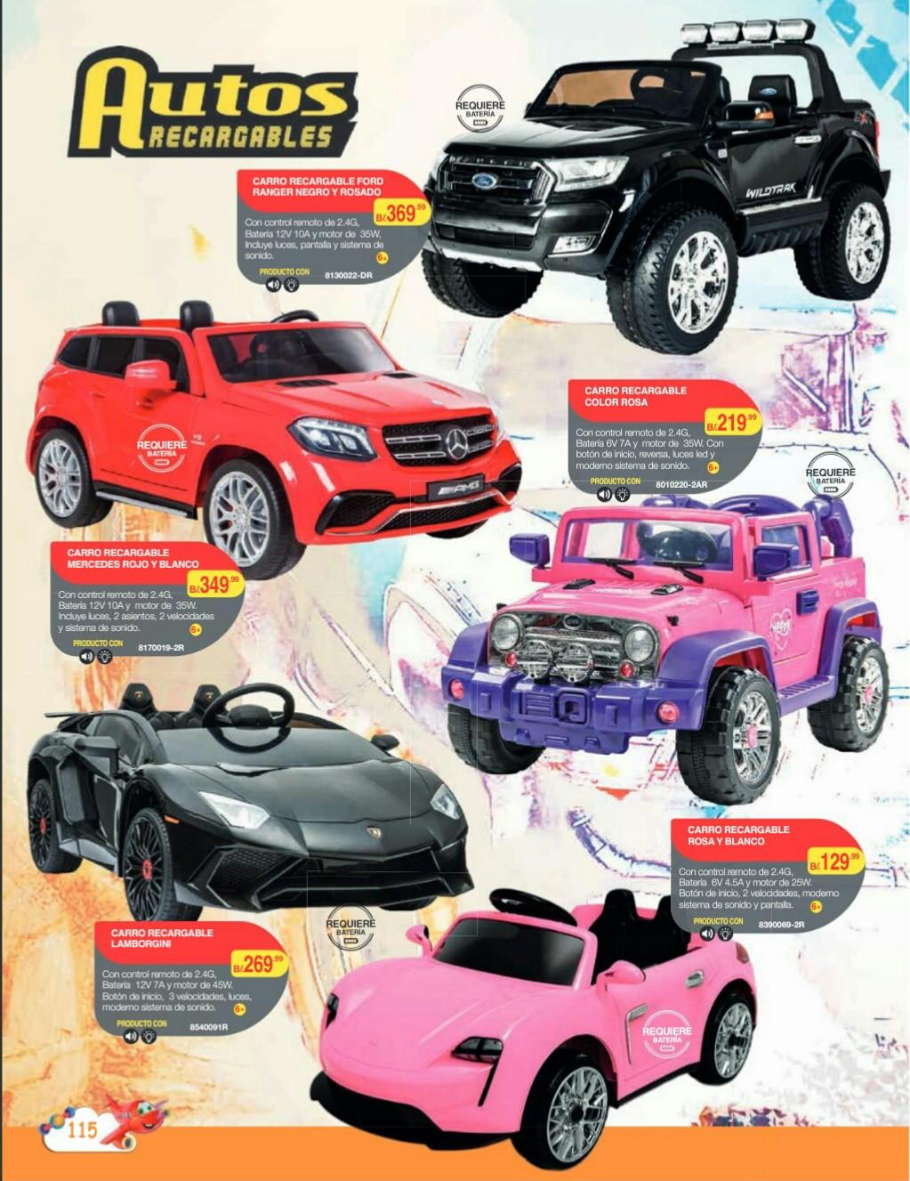 Catalogo juguetes Titan Toys 2018 p117