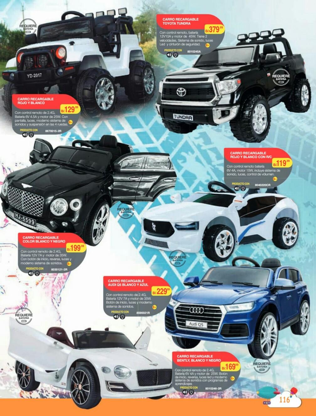 Catalogo juguetes Titan Toys 2018 p118
