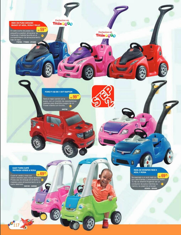Catalogo juguetes Titan Toys 2018 p119