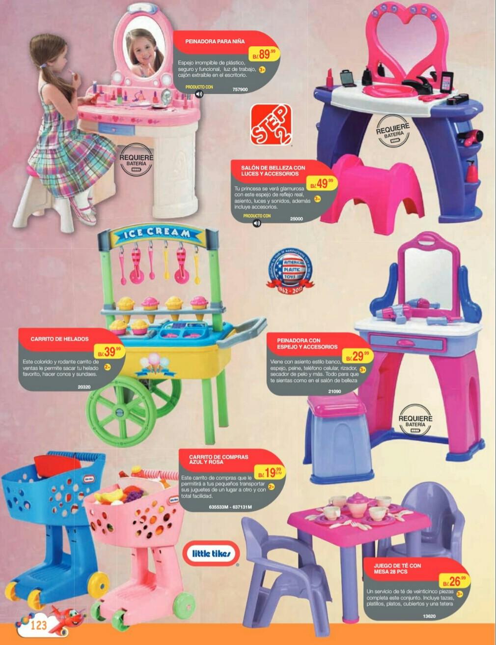 Catalogo juguetes Titan Toys 2018 p125