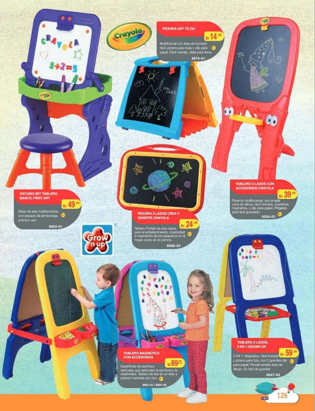 Catalogo juguetes Titan Toys 2018 p128