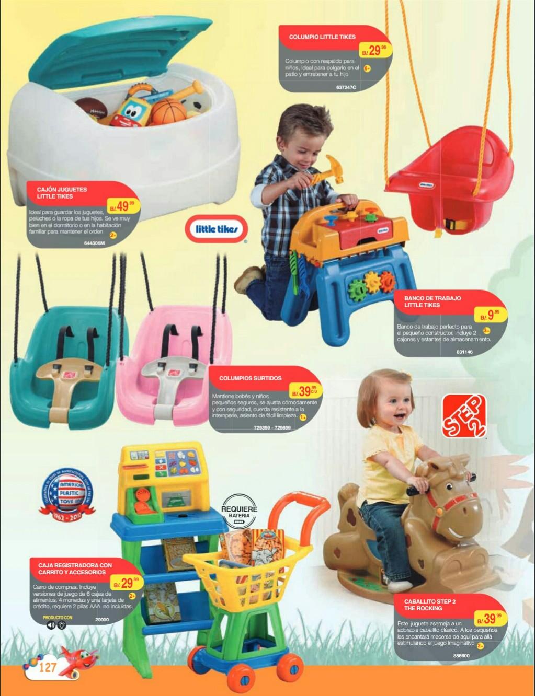 Catalogo juguetes Titan Toys 2018 p129