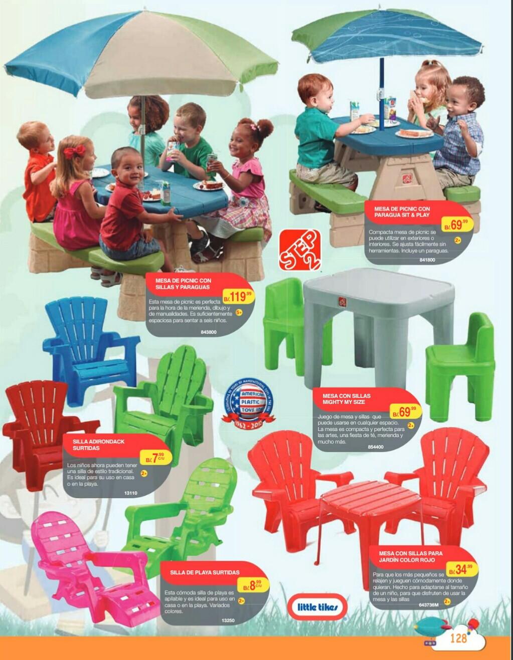 Catalogo juguetes Titan Toys 2018 p130