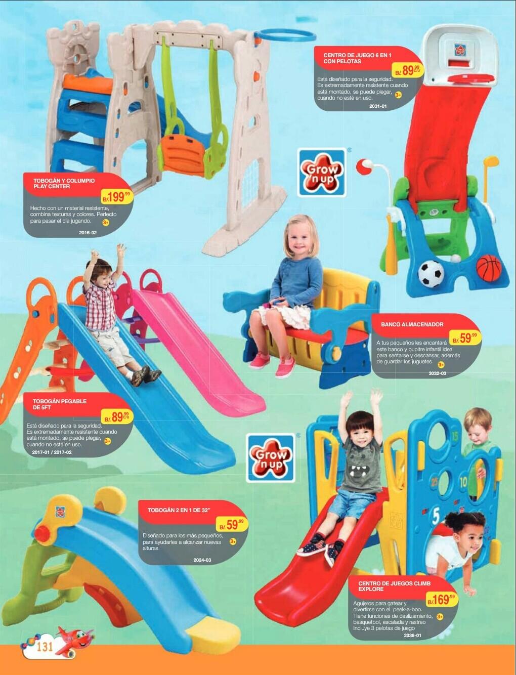 Catalogo juguetes Titan Toys 2018 p133