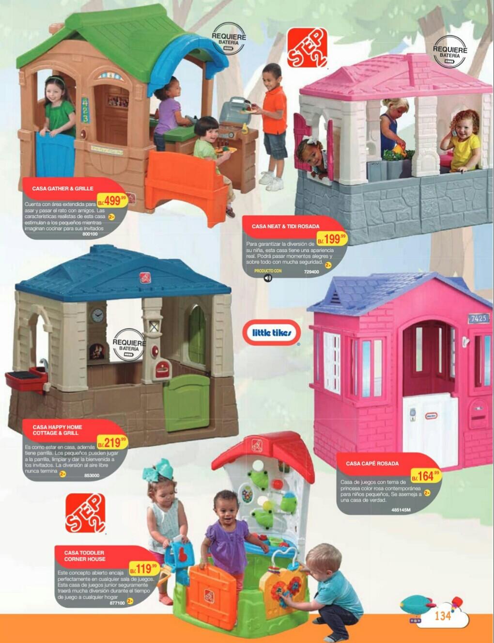 Catalogo juguetes Titan Toys 2018 p136