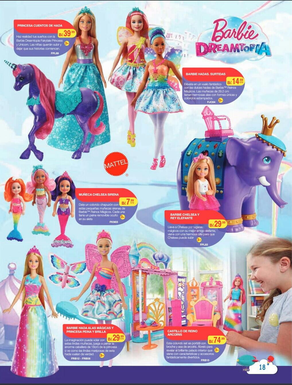 Catalogo juguetes Titan Toys 2018 p19
