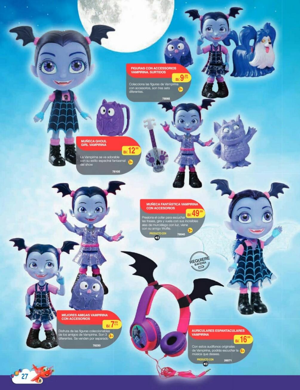 Catalogo juguetes Titan Toys 2018 p28