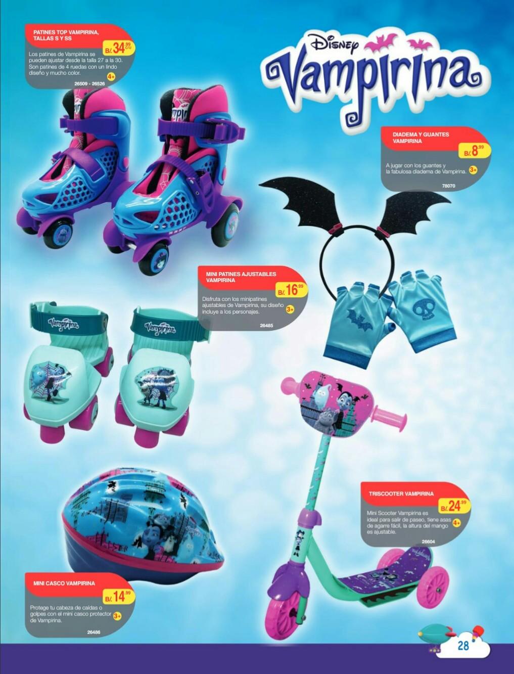 Catalogo juguetes Titan Toys 2018 p29